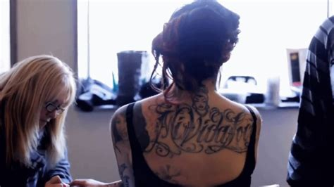 kat von d tatoo gif find amp share on giphy