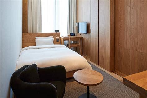 sustainable  simple design define   muji hotel