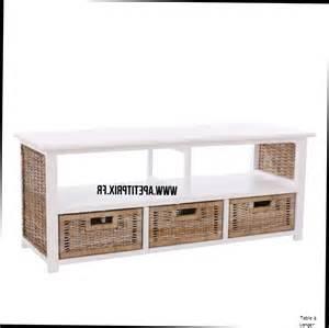 table basse et meuble tv bois artzein