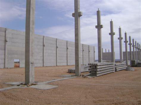 INDUSTRIAL BUILDINGS   Gilva   Precast Concrete