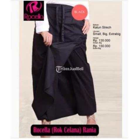 Harga Rok Celana Merk Rocella by Celana Rok Rocella Rania Polos Model Praktis New Harga