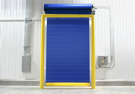Overhead Doors Albany Ny High Speed Doors Albany Therma Freeze Insulated High Speed Door Overhead Door Company Of