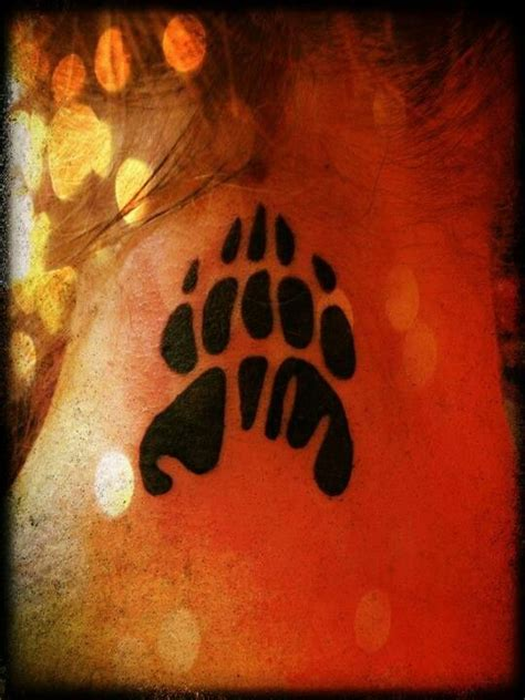 brother bear tattoo disney tattoos