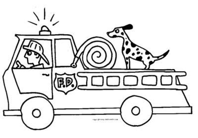 preschool coloring pages trucks fire truck coloring pages preschool items juxtapost