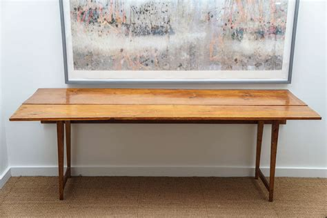 tom phifer modern maple dining table at 1stdibs federal maple drop leaf table at 1stdibs