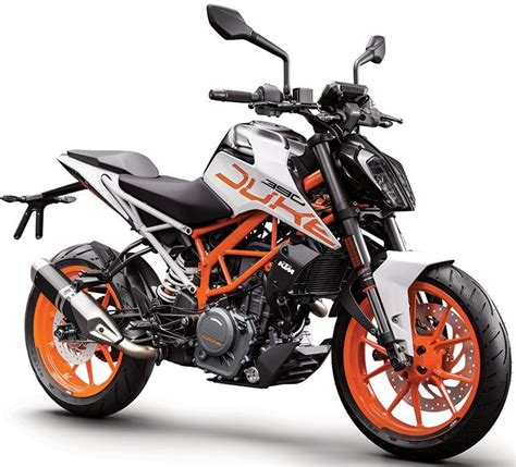 Ktm India 390 White Ktm Duke 390 Official Launch Expected Soon In India
