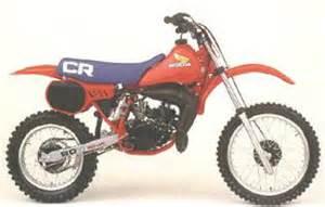 honda elsinore cr80r motorcycles