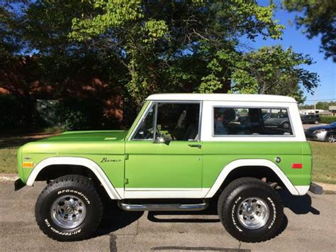 blue book used cars values 1986 ford bronco ii instrument cluster ford bronco for sale page 34 of 75 find or sell used cars trucks and suvs in usa