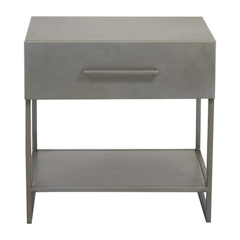 Stainless Steel Nightstand Furnishare Buy And Sell Used Furniture