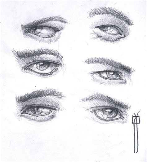 imagenes para dibujar a lapiz ojos como dibujar ojos reales imagui
