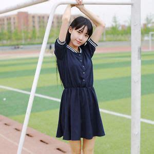 Korean Student Costume Setelan Anak japanese korean school student jk sailor dress costume ebay