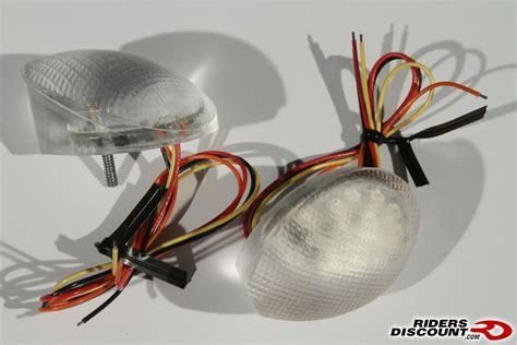 Proton Turn Signals by Proton Zx10r Flushmount Turn Signals Kawasaki Zx 10r Net
