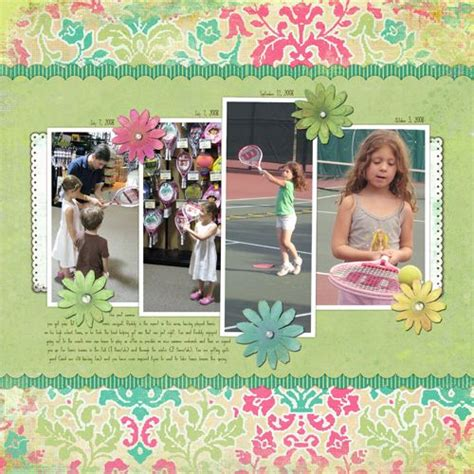 scrapbook layout four photos scrapbook layouts ideas www imgkid com the image kid