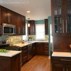 1000 images about brown kitchen cabinets on