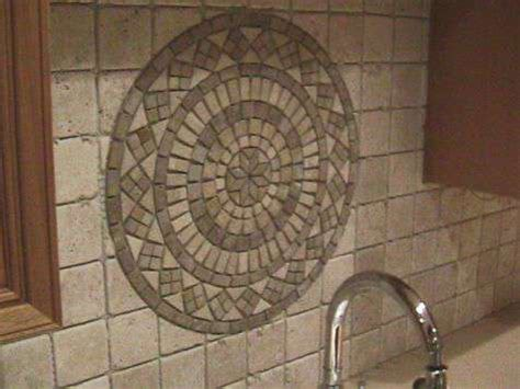 how to use mosaic medallions in home decor mozaico