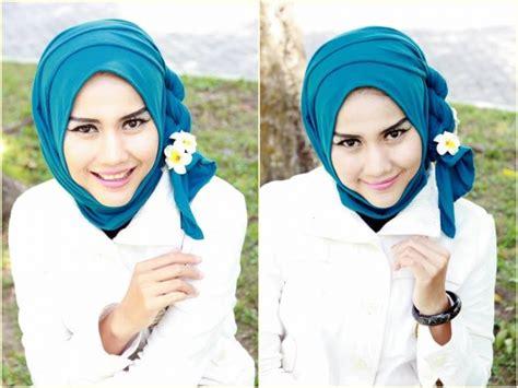 tutorial hijab anak kekinian model hijab yang paling kekinian modelmuslim