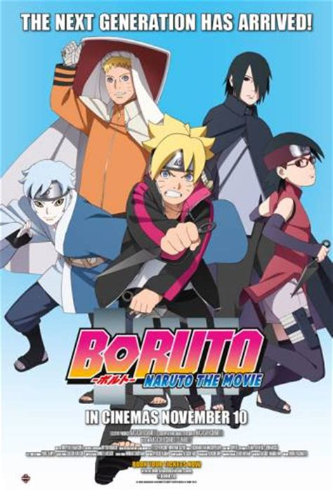 boruto naruto   british board  film classification