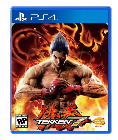 Ps4 Tekken 7 By Divisi 17 best images about playstation vr i want on