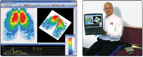 matrix based tactile force sensor human body interface pressure mapping body pressure map