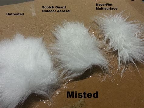 Matted Rabbit Fur by Water Repellant Coatings On Faux Fur Fur Affinity Forums