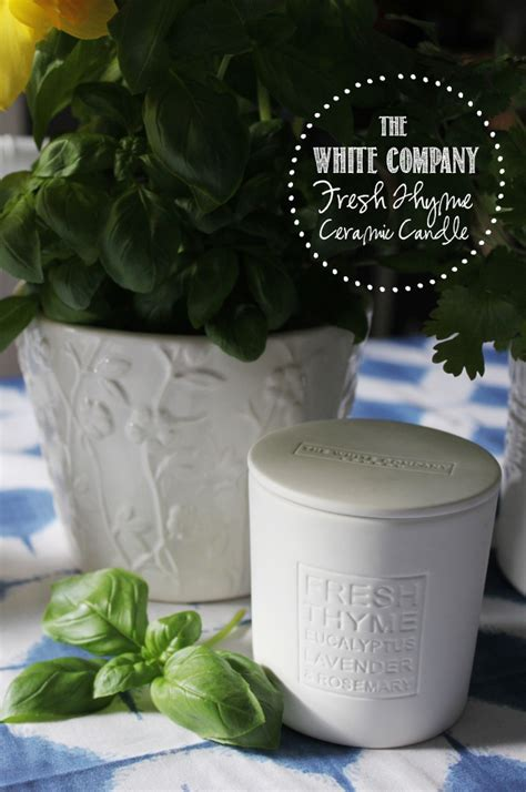 Swoon Worthy Ceramics by Product Review White Company Ceramic Candles Swoon Worthy