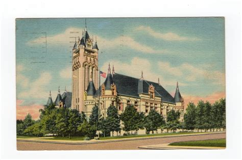 spokane county court house product categories washington jackie s vintage postcards