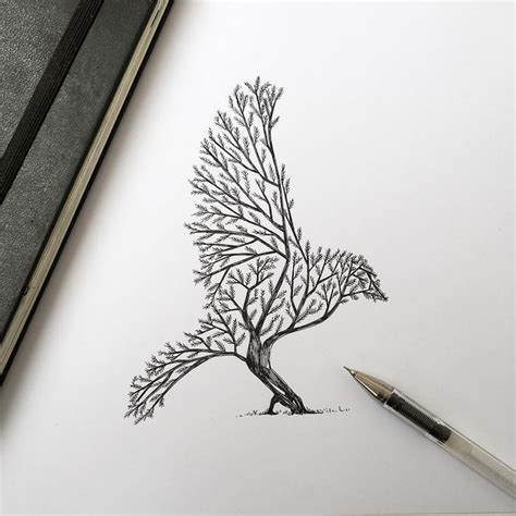 bird tree tattoo best 25 tree bird ideas on bird tree