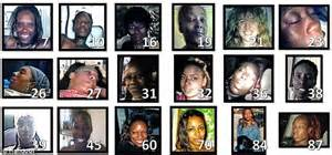 Grim Sleeper Crime Photos by Lapd Posts Pictures Of 42 On Social Media In A Bid
