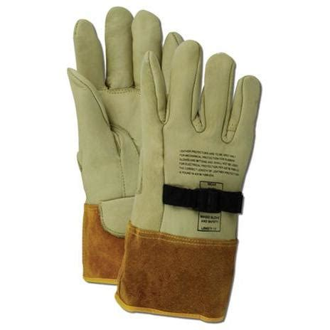 high voltage glove testing companies electrical lineman gloves 12 quot high voltage leather