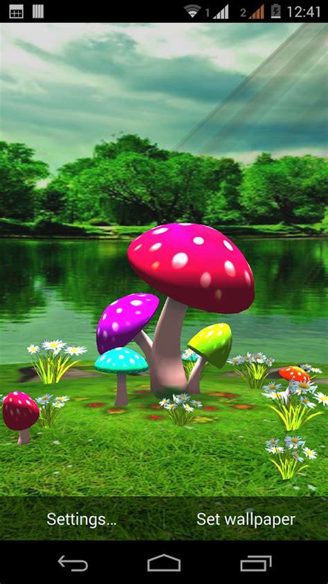 mushroom  wallpaper  android apps  google play