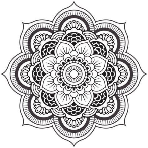 imagenes de mandalas con su significado 10 mandalas para colorear con significado mandalas para