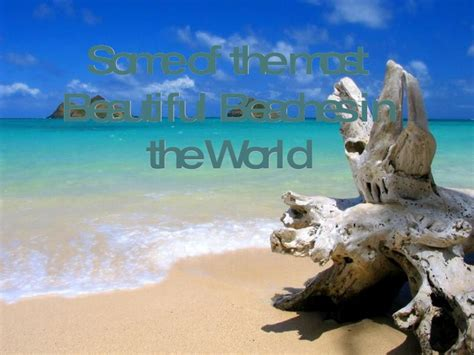 worlds best beaches world best beaches