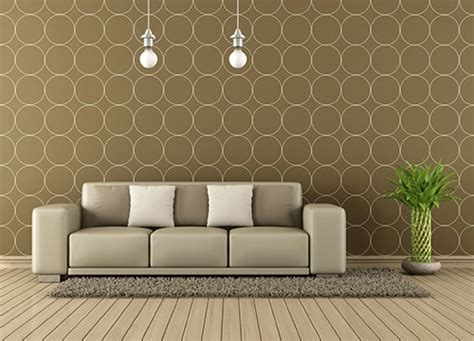 Paint Patterns For Living Room by Wall Painting Design Ideas