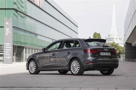 Audi E Tron A3 by Test Audi A3 E Tron Autotests Autowereld