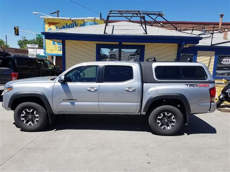 Topper For Toyota Tacoma 2016 Toyota Tacoma Are Overland Series Suburban Toppers