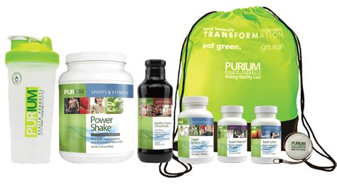 David S Tea Detox Kit by Purium 10 Day Transformation Diet Review