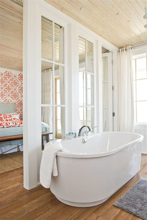 southern bathroom ideas master bathroom ideas for a calming retreat southern living