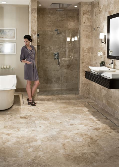is travertine good for bathroom floors best 25 travertine shower ideas on pinterest travertine
