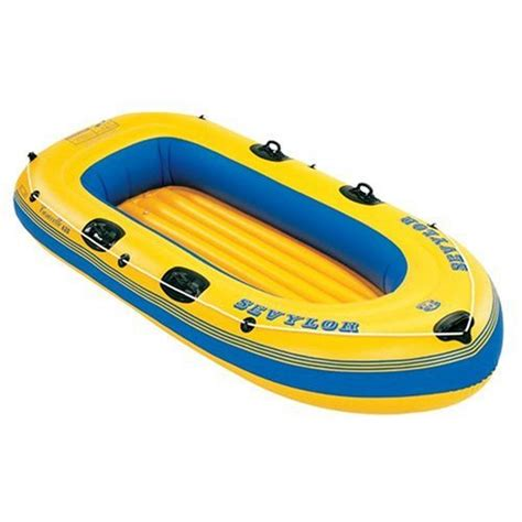 sevylor caravelle 5 person inflatable boat sevylor inflatable caravelle 4 person boat inflatable boats