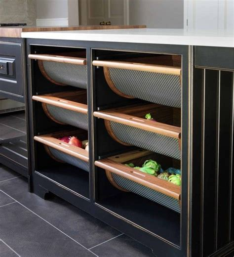 pull out kitchen storage ideas 7 kitchen organization ideas in kitchen storage bins