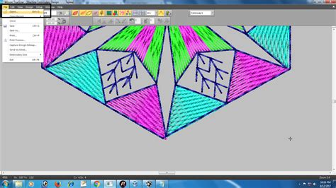 design files how to capture screenshot of design in wilcom truesizer