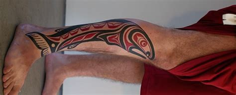 tribal fish tattoos for men 30 tribal fish designs for cool aquatic ink ideas