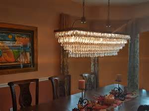 buy the maximus rectangular chandelier chandeliers image