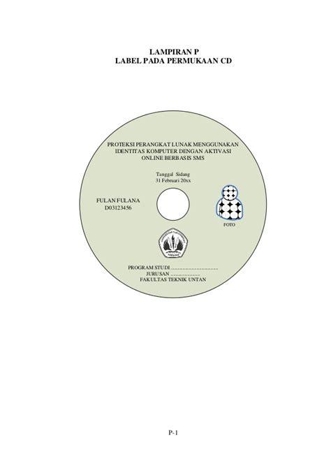 format penulisan skripsi unpad pedoman isi skripsi 29 mei 2009