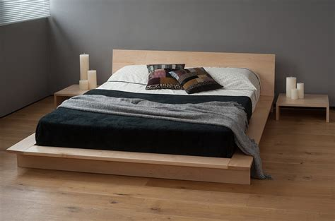 solid wood futon high hand made solid wood platform bed by marco bogazzi to