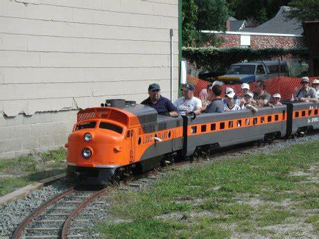 backyard railroad locomotives railroad museum of long island