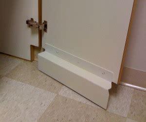 Ikea Toe Kicks Gap On Uneven Floor by Toe Kick