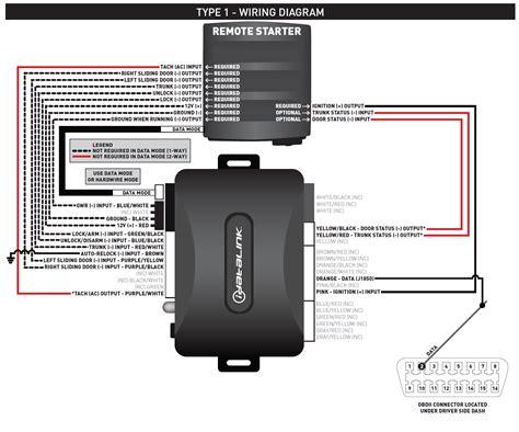 prostart remote starter wiring diagram efcaviation