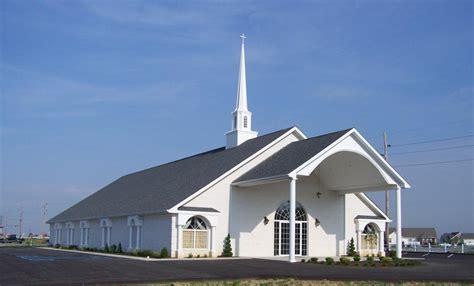 Good New Life Lutheran Church #2: New_Building_May10_2007_2.129202946_std.jpg