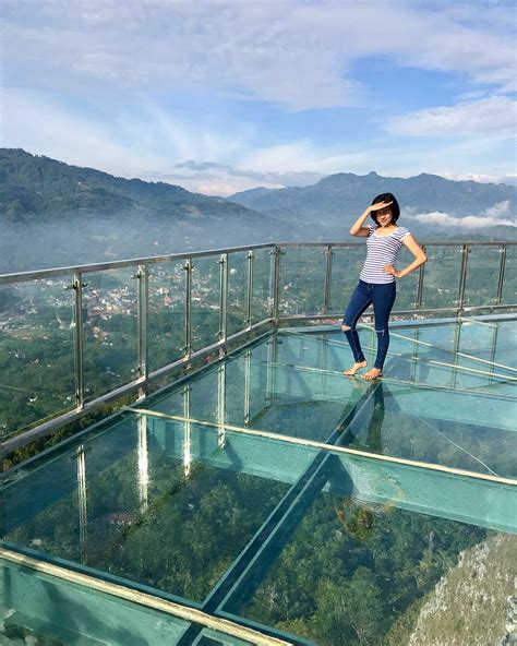 Indonesia Kaca by Ini Wujud Jembatan Kaca Tana Toraja Sulawesi Selatan Yang